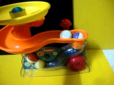 Playskool Busy Ball Popper by www.iceandnut.pantown.com