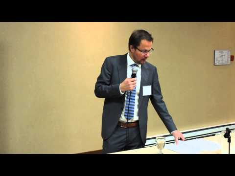Gerbert van Loenen speaks about euthanasia law in Netherlands