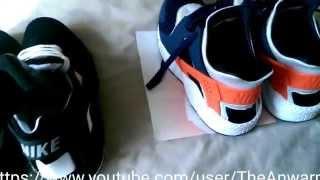 How to Spot Fake Nike Huarache Trainers