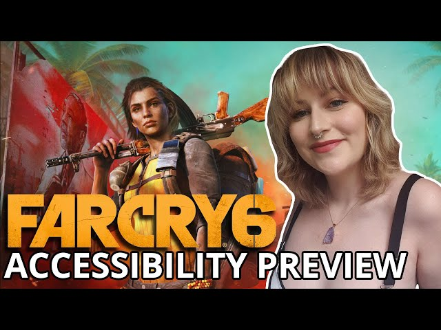 SNEAK PEEK | Far Cry 6 | Cognitive Accessibility Preview