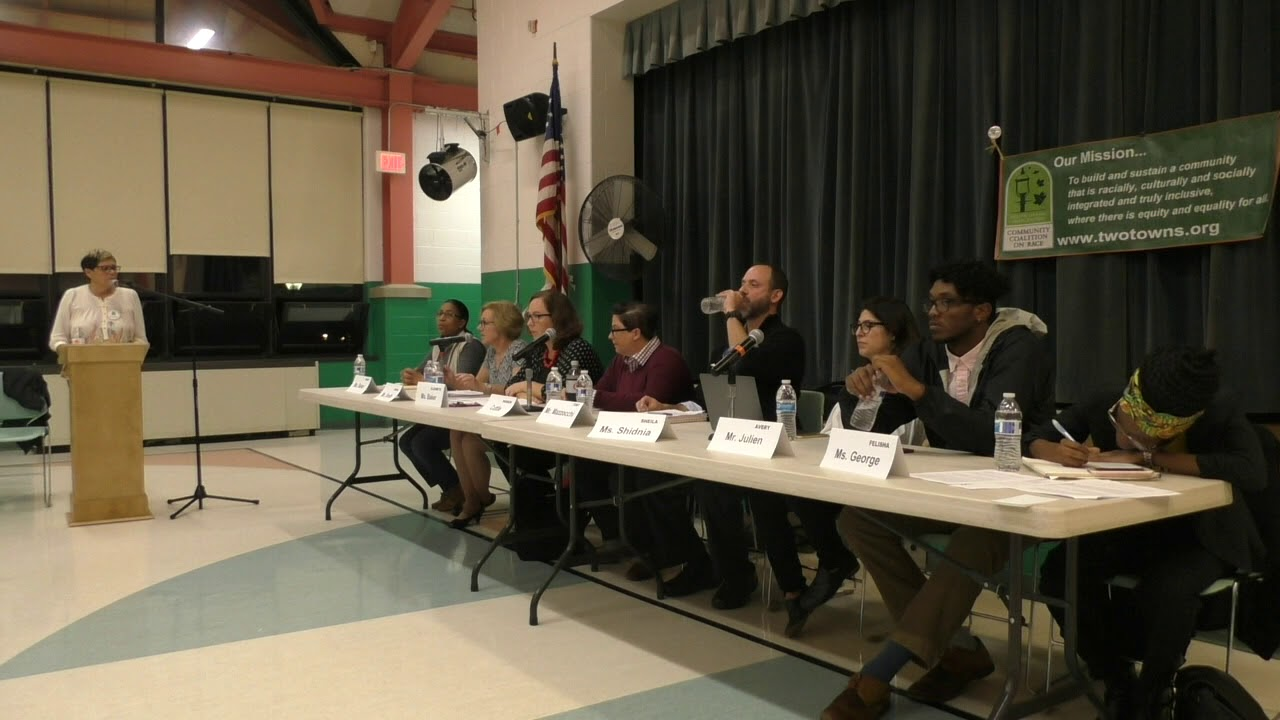 CCR BOE debate - YouTube