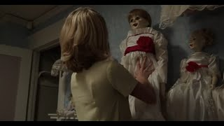 Real Disturbing Story Annabelle the Doll  Evil Most Haunted Demonic Doll