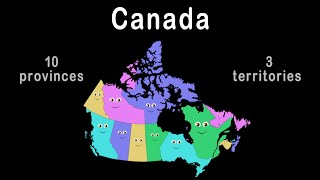 Canada/Canada Country/Canada Geography Song