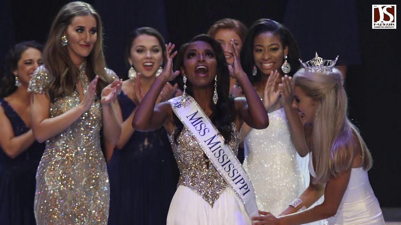 Mississippi's Asya Branch Wins Miss USA 2020