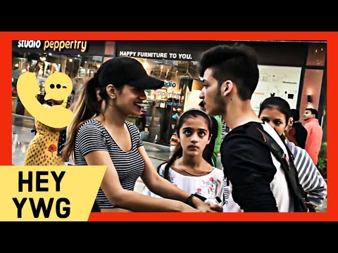 Best Way to Get any Girls Number ! (Hey YWG) - YouTube