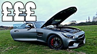 TUNED MERCEDES AMG GT-S RUNNING COSTS?!