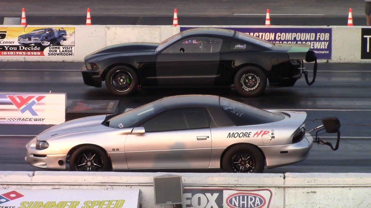2014 Mustang Single Turbo Stick Shift at MITM Elite