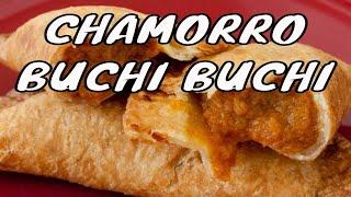 Chamorro Buchi Buchi Recipe - Part 1