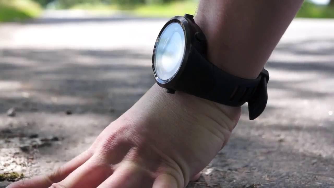 Suunto Foot Pod Mini unpack - YouTube