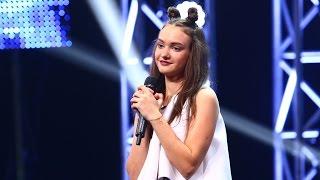Hozier - Take Me To Church. Vezi aici cum cântă Olga Verbițchi la X Factor!