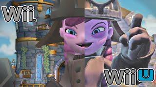 Skylanders Trap Team Wii vs Wii U Brief Comparison