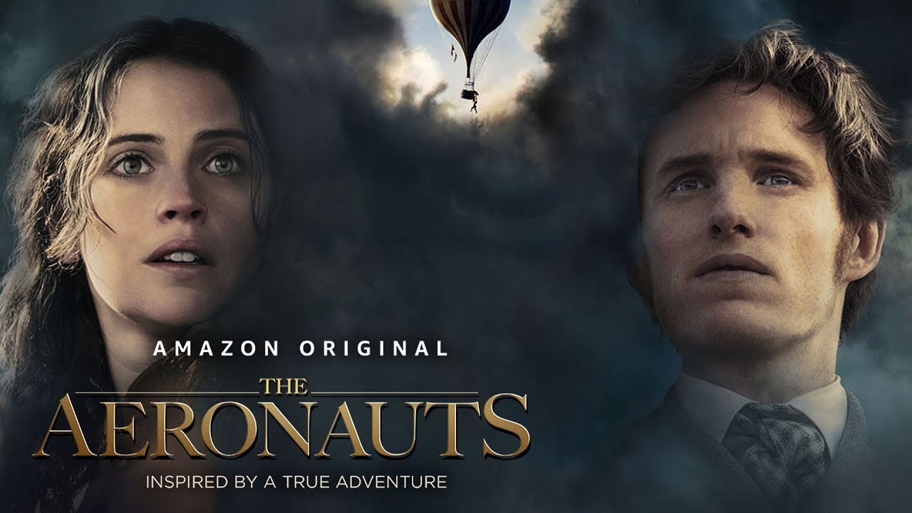 The Aeronauts on Amazon Prime Videos