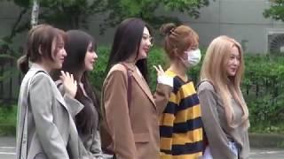 20190906 레드벨벳 RED VELVET 뮤직뱅크 출근길