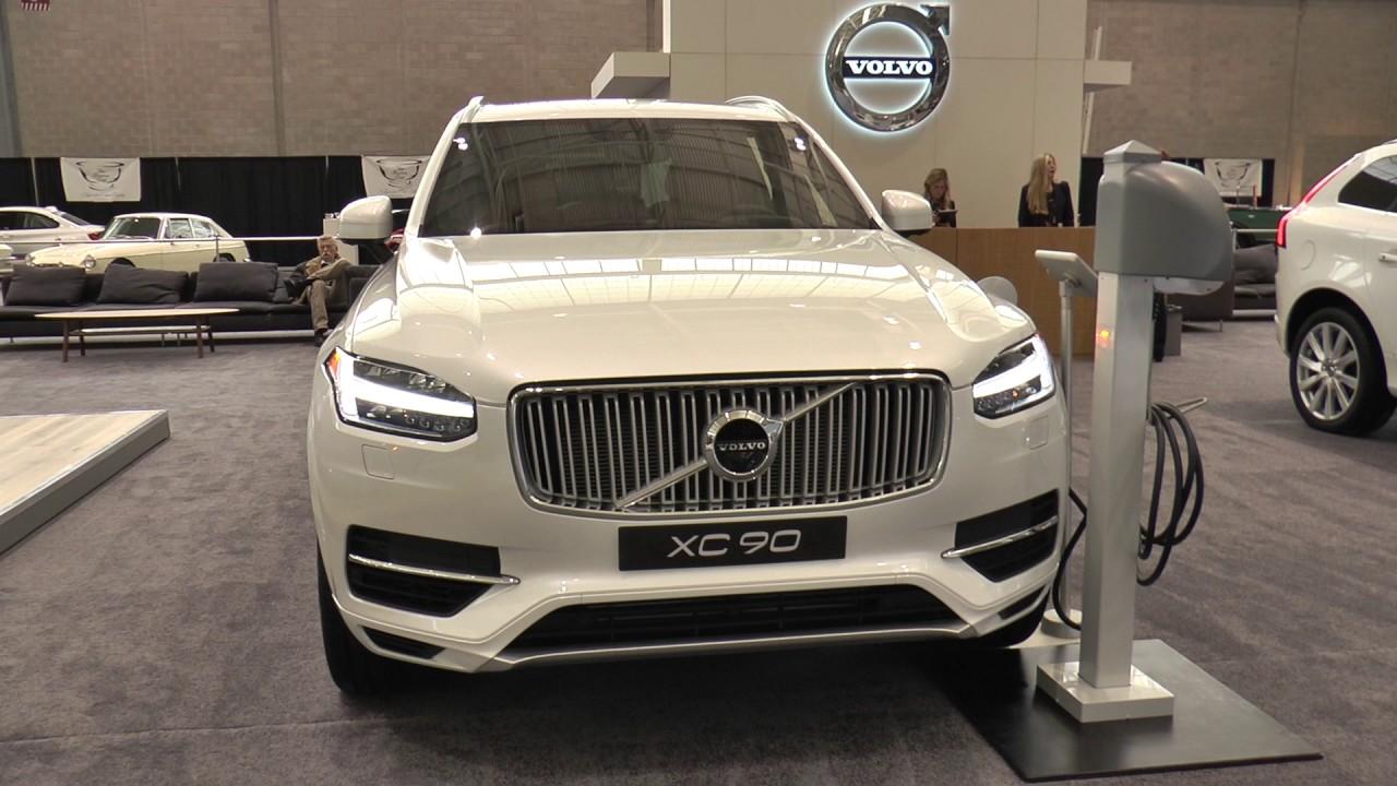 2017 Volvo S90 S60 V60 Xc60 Xc90 Hybrid New England International Auto Show