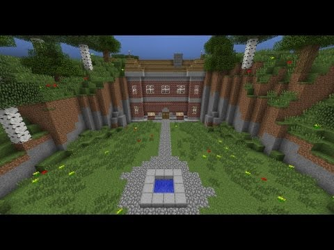 With minecraft download tour mansion