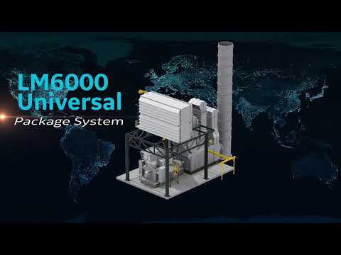 Meet The World's Most Reliable 44-58 MW Gas Turbine Fleet: The LM6000