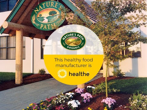 Healthe sanitization solutions in action at Nature's Path food processing facilities