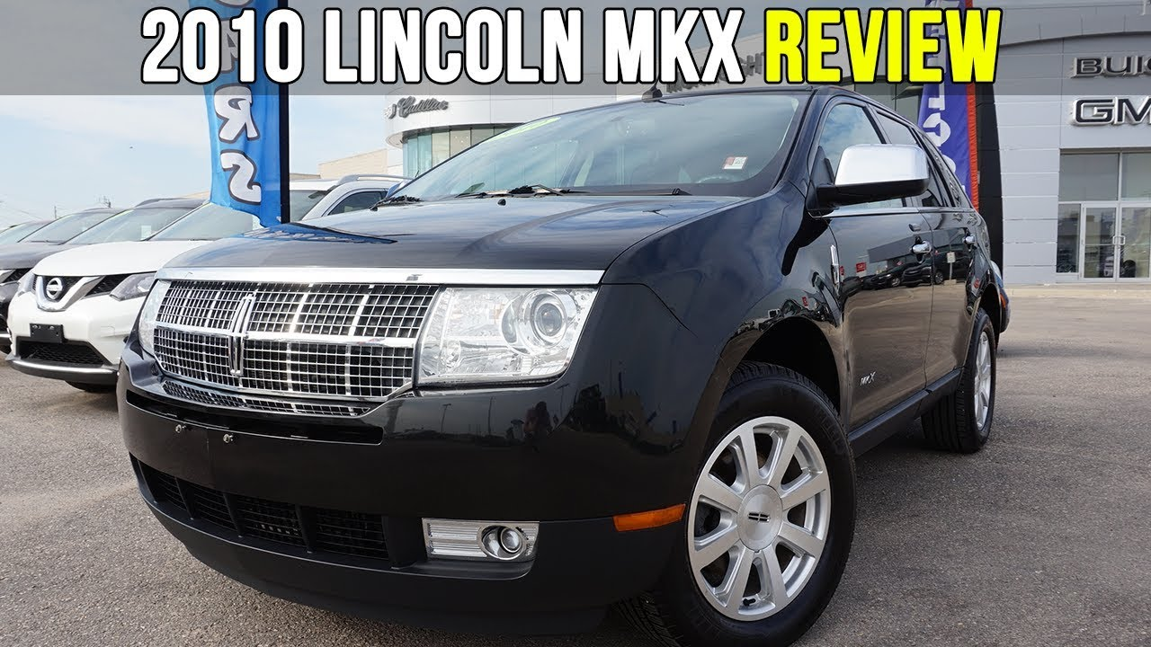2010 Lincoln Mkx Awd Heated Cooled Seats In Depth Review