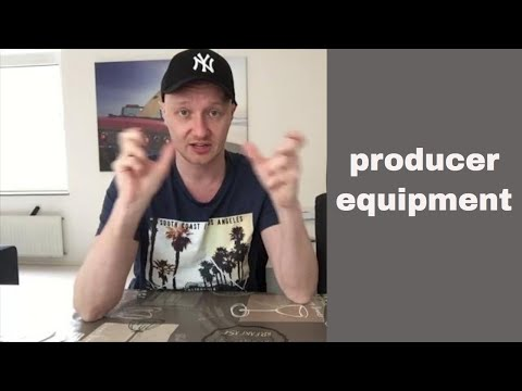 What equipment do you need for producing music? music production beginners guide