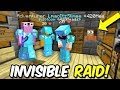 LOL My Funniest Invisible Raid EVER (NO WAY!!) | Minecraft FACTIONS #405