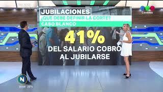 LA CORTE SUPREMA DE JUSTICIA DEFINE EL CALCULO JUBILATORIO