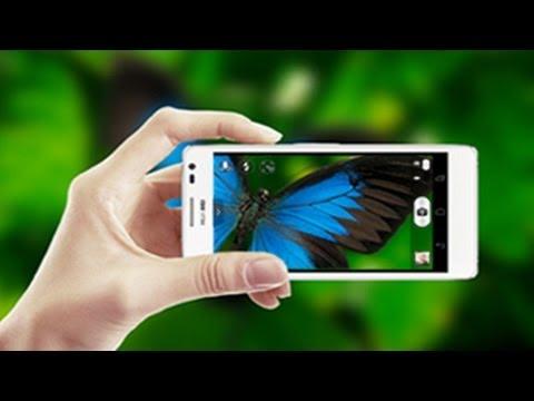 Huawei Ascend D2 - Demo - CES 2013