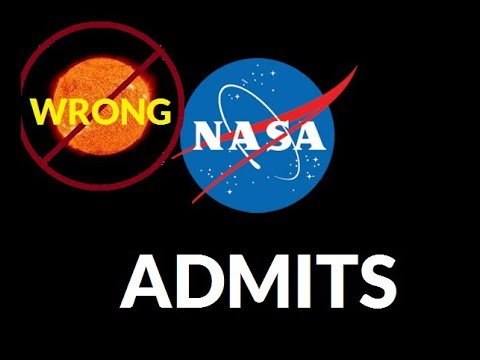 NASA Admits Model Wrong? - Here's what they might change! Sun Wrong Size?