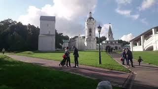 Музей-заповедник Коломенское. Прогулка по парку.