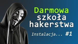 Instalacja Kali Linux w VMWare - Kurs od zera do hakera #1