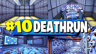 TOP 10 Best DEATHRUN Maps in Fortnite Creative Mode | Fortnite Deathrun Map CODES