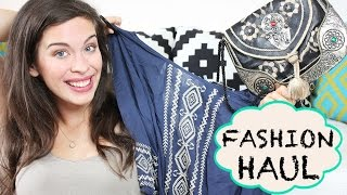 FASHION HAUL: Bershka, Stradivarius & co + BH-Empfehlung | NEW IN