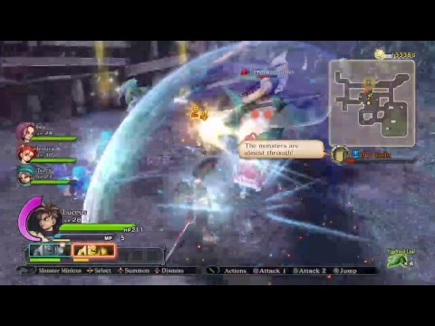Dragon Quest Heroes Playthrough Part 11