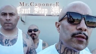 Mr Capone E Cant Stop Me Official Music Video Mixtape