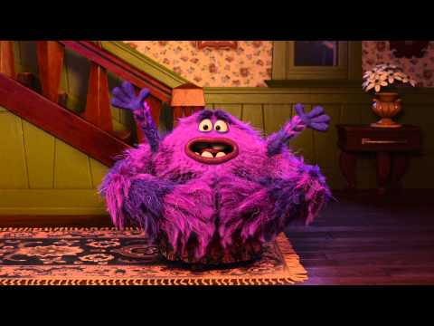 Monsters University Official Trailer | Great Things | English Full HD