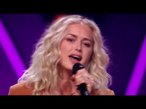 Patricia Van Haastrecht - Rise Up ( Met Commentaar) / Voice Of Holland / Blind Auditions / Andra Day