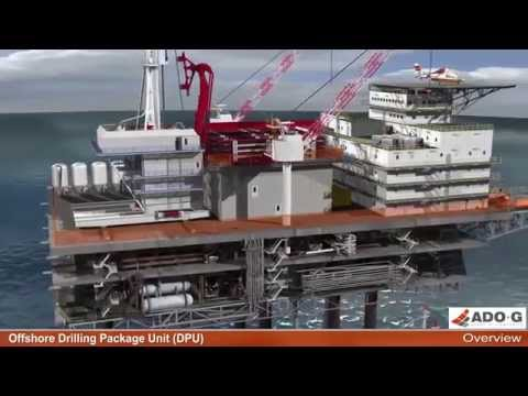 Offshore Drilling Package Unit (DPU). Design Concept / ADO-G Group of Companies