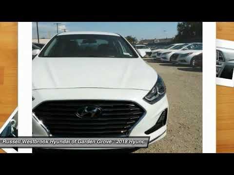 2018 Hyundai Sonata Garden Grove CA 18G20938