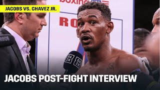 Daniel Jacobs Reacts To Chavez Jr. Stoppage; Wants Charlo or GGG Rematch Next