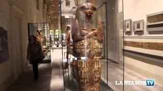 Il nuovo Museo Egizio di Torino