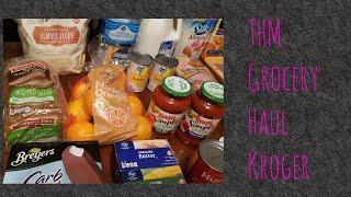 THM Grocery Haul
