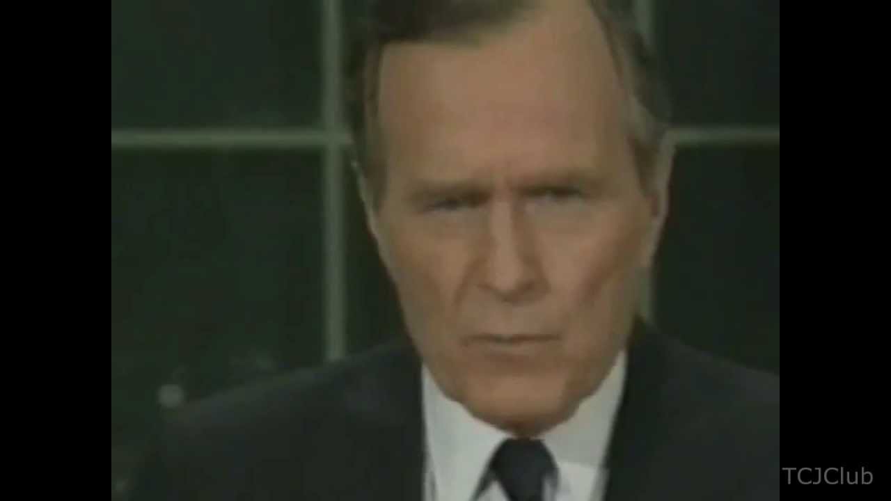 A New World Order Potpourri: Quotes from Biden, Bush, Kissinger, Kerry, Clinton, Nixon & Maddow