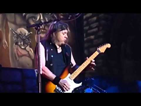 Iron Maiden - Dance of Death (Live Death On The Road HD)