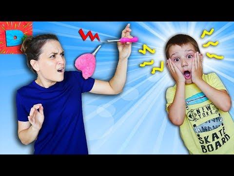 Кто сломал волшебную палочку? Funny video for kids on DiDiKa TV EXOGINI - Видео с YouTube на компьютер, мобильный, android, ios