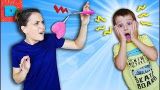 Кто сломал волшебную палочку? Funny video for kids on DiDiKa TV EXOGINI
