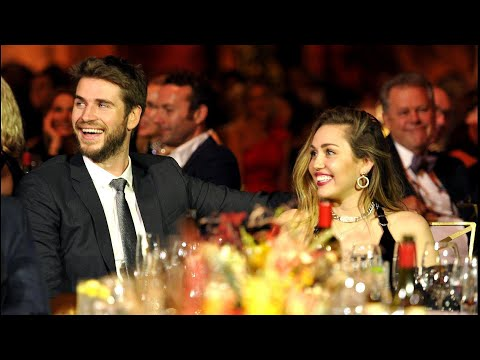 Miley Cyrus and Liam Hemsworth Stun at First Big Event as Husband and Wife Mp3