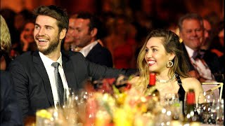 Miley Cyrus and Liam Hemsworth Stun at First Big Event as Husband and Wife