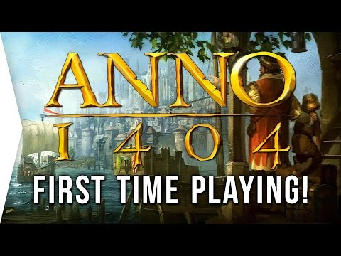 Anno 1404 ► 1 Hour of Learning & Gameplay! - [Dawn of Discovery] - [Nostalgiasm]