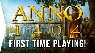 Anno 1404 ► 1 Hour of Learning & Gameplay! - [Dawn of Discovery]