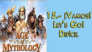 Age Of Mythology 15.- ¡Vamos! ¡Let´s Go! Difícil.