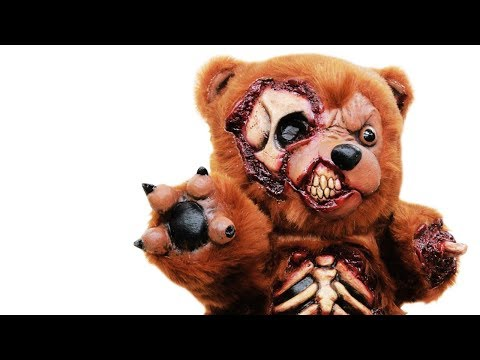 """Teddy Bears and Tea Parties"" horror fiction by S. Boyd Taylor"